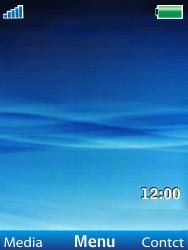 Sony Ericsson W100i Spiro - Buitenland - Bellen, sms en internet - Stap 1