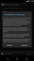 Sony D2303 Xperia M2 - Applicaties - Account aanmaken - Stap 21