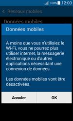 Samsung Galaxy Ace 4 - Internet et connexion - Désactiver la connexion Internet - Étape 7