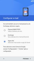 LG Google Nexus 5X - Primeiros passos - Como ativar seu aparelho - Etapa 15