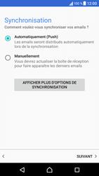 Sony Sony Xperia X (F5121) - E-mail - Configuration manuelle - Étape 20