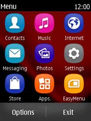 Nokia Asha 300 - Internet - Internet browsing - Step 2
