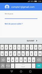 Huawei Y6 (2017) - E-mail - Configuration manuelle (gmail) - Étape 11