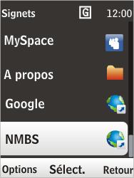 Nokia 6303i classic - Internet - Navigation sur Internet - Étape 14