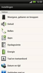 HTC C525u One SV - Voicemail - handmatig instellen - Stap 4