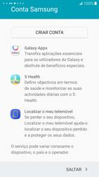 Samsung Galaxy S7 - Primeiros passos - Como ligar o telemóvel pela primeira vez -  19
