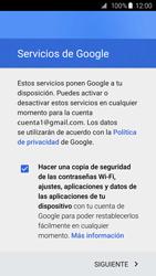Samsung Galaxy S6 - E-mail - Configurar Gmail - Paso 15