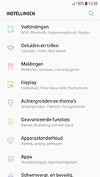 Samsung Galaxy A3 (2017) - Android Nougat - Bellen - in het binnenland - Stap 4