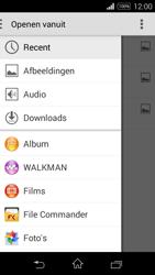 Sony D2203 Xperia E3 - E-mail - E-mails verzenden - Stap 11
