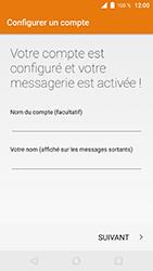 Wiko WIM Lite - E-mails - Ajouter ou modifier un compte e-mail - Étape 25