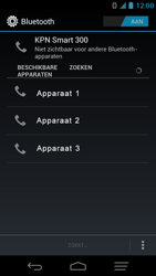 KPN Smart 300 - Bluetooth - Headset, carkit verbinding - Stap 6