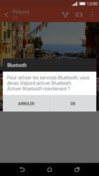 HTC Desire 610 - Photos, vidéos, musique - Envoyer une photo via Bluetooth - Étape 11