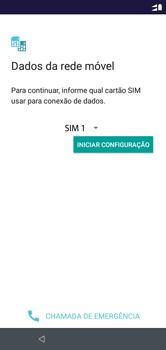Motorola One - Primeiros passos - Como ativar seu aparelho - Etapa 7
