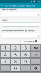 Samsung G900F Galaxy S5 - E-mail - Configurar correo electrónico - Paso 10