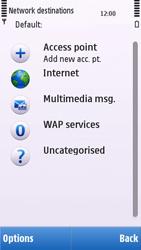 Nokia C5-03 - Mms - Manual configuration - Step 6