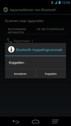 KPN Smart 300 - Contacten en data - Contacten overzetten via Bluetooth - Stap 11