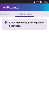 Samsung N910F Galaxy Note 4 - Applicaties - MyProximus - Stap 24