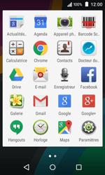 Acer Liquid Z220 - WiFi et Bluetooth - Configuration manuelle - Étape 3