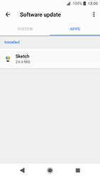 Sony Xperia XA2 - Device - Software update - Step 7