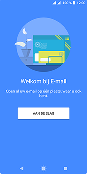 Sony xperia-l3-dual-sim-I4312 - E-mail - Account instellen (POP3 zonder SMTP-verificatie) - Stap 4