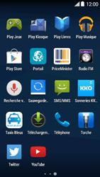 Bouygues Telecom Ultym 5 II - Contact, Appels, SMS/MMS - Envoyer un MMS - Étape 3