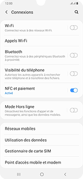 Samsung Galaxy A50 - Bluetooth - connexion Bluetooth - Étape 7