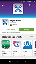 Huawei Y6 II Compact - Applications - MyProximus - Étape 9