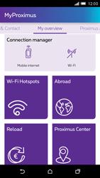 HTC One M9 - Applications - MyProximus - Step 18