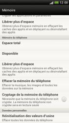 HTC One S - Aller plus loin - Restaurer les paramètres d'usines - Étape 5