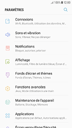 Samsung Galaxy J5 (2017) - Réseau - Sélection manuelle du réseau - Étape 4