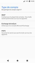 Sony Xperia XA2 - E-mail - Configuration manuelle - Étape 11