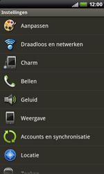 HTC S510b Rhyme - MMS - Handmatig instellen - Stap 4