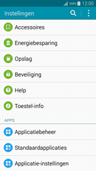 Samsung A500FU Galaxy A5 - Toestel - Software update - Stap 5