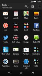HTC One M8 mini - Internet - Navigation sur internet - Étape 2