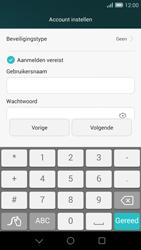 Huawei Ascend G7 - E-mail - e-mail instellen: IMAP (aanbevolen) - Stap 14