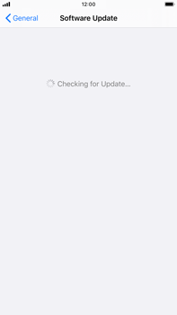 Apple iPhone 7 Plus - iOS 13 - Device - Software update - Step 6