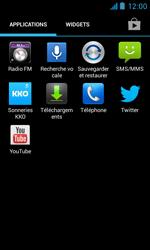 Bouygues Telecom Bs 402 - Contact, Appels, SMS/MMS - Envoyer un MMS - Étape 3