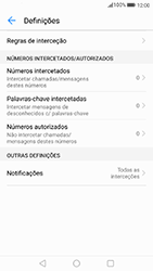 Huawei P8 Lite (2017) - Chamadas - Como bloquear chamadas de um número -  6