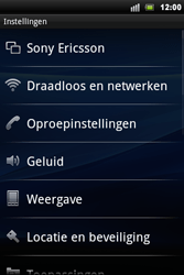 Sony Ericsson Xperia Mini Pro - Bluetooth - koppelen met ander apparaat - Stap 6