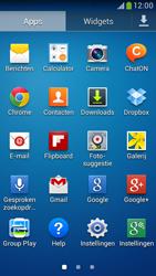 Samsung C105 Galaxy S IV Zoom LTE - Contactgegevens overzetten - delen via Bluetooth - Stap 3