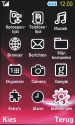 Samsung S7350 Ultra Slide - Buitenland - Bellen, sms en internet - Stap 3