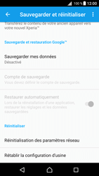 Sony Xperia Z5 - Android Nougat - Device maintenance - Back up - Étape 7
