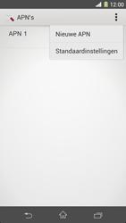 Sony C6903 Xperia Z1 - MMS - handmatig instellen - Stap 8