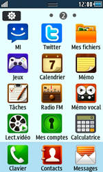 Samsung Wave 723 - Photos, vidéos, musique - Envoyer une photo via Bluetooth - Étape 3