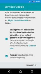 Sony Sony Xperia Z5 (E6653) - Applications - Créer un compte - Étape 16