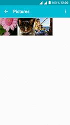 Alcatel U5 - Photos, vidéos, musique - Envoyer une photo via Bluetooth - Étape 6
