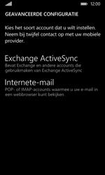Nokia Lumia 530 - E-mail - Handmatig instellen - Stap 10