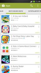 HTC One Mini - Applicaties - Downloaden - Stap 11