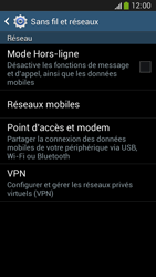 Samsung C105 Galaxy S IV Zoom LTE - MMS - configuration manuelle - Étape 6