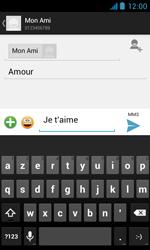 Bouygues Telecom Bs 402 - Contact, Appels, SMS/MMS - Envoyer un MMS - Étape 12